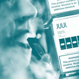 Juul to Halt Sale of Flavored E-Cigarettes in Stores