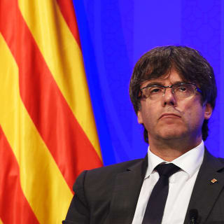 The Catalan President: A Small-Town Boy Who Could Destroy Europe