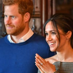 Royal Baby: Doria Ragland, the Non-Royal Granny Taking