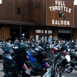 250 000 Bikers To Defy Common Sense And Screw Covid For Nine Days At Sturgis Motorcycle Rally