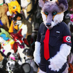 Furries Furious At Luxury Brand Zweitesich Trying To Sell 6 000 Fur Suits